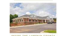 Library Spotlight - Inside the Lumpkin County Library