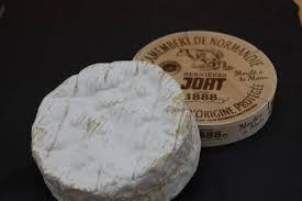 Camembert de Normandie JORT