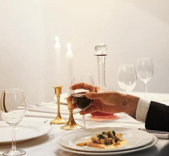 fine dinning special dinner