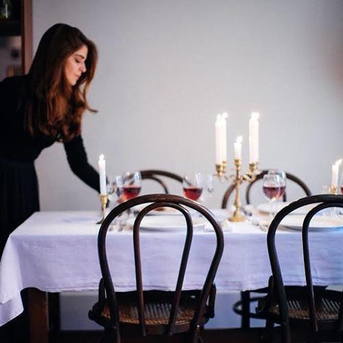 Sevgiler günü özel akşam yemeğimize reze