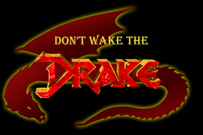 Dont Wake The Drake Title Screen