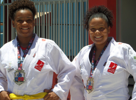 Atletas do Projeto Crescer conquistam primeiro lugar - Competição nacional.