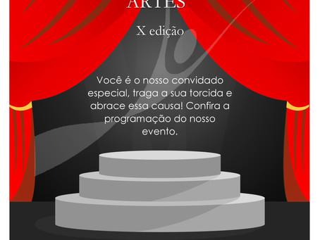 Festival de Artes - Edição especial 10 anos
