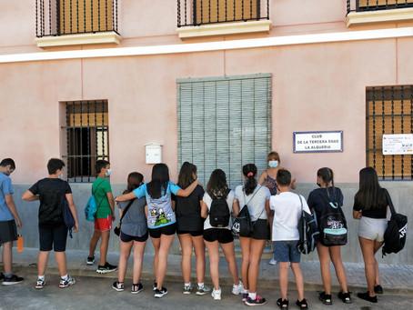 Escuelas de verano y conciliación.