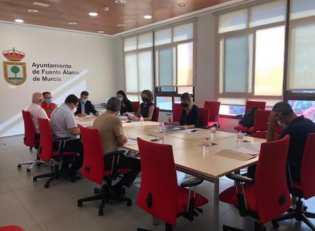 Asamblea de la Red de Desarrollo Rural Región de Murcia (REDERMUR)