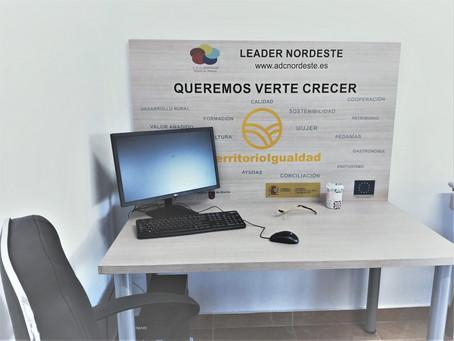DOTACIÓN Y EQUIPACIÓN INFORMÁTICA CON ACCESO A INTERNET EN PEDANÍAS DEL TERRITORIO NORDESTE.