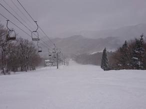 雪よ降れ!