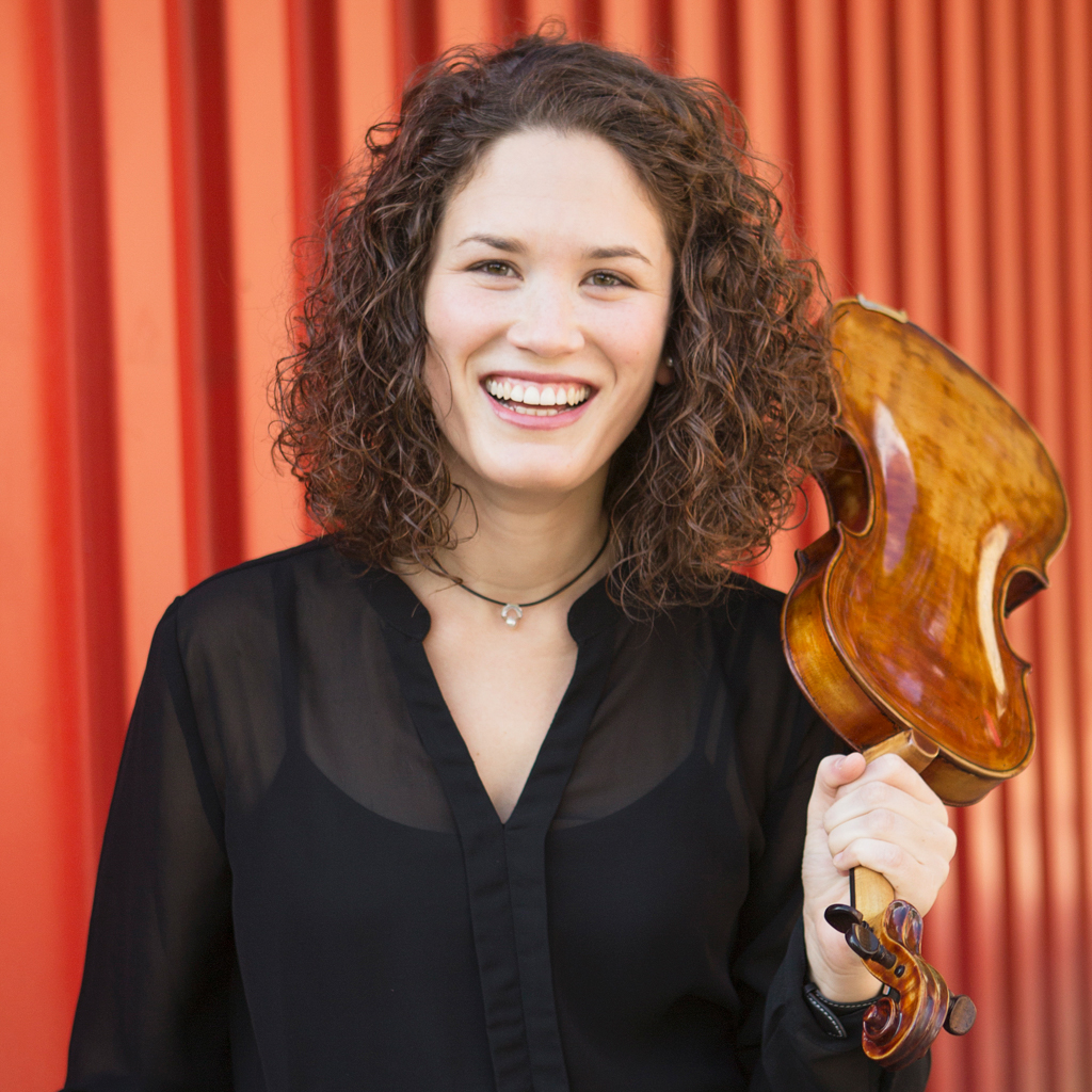 Monica Sardon - Violine