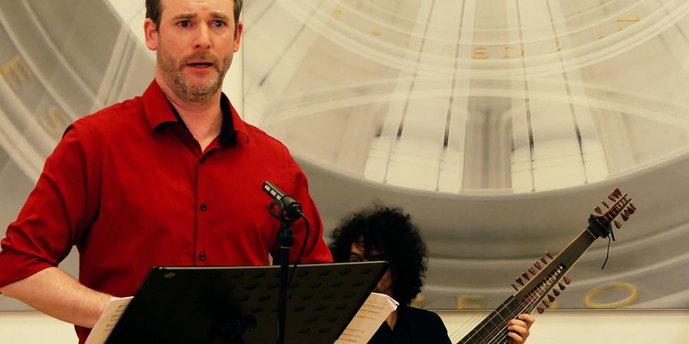 Zeit zu zweit - Händel und Steffani (im Rahmen einer musikalischen Andacht)