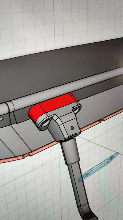 KICKSTAN SPACER in 3D format