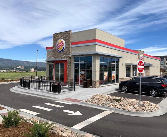 Burger King Exterior