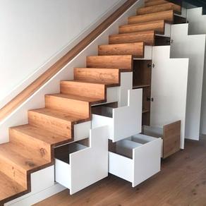 Como Decorar sob Escadas