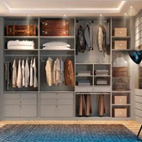 Como planejar seu Closet