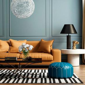 Como escolher bem as cores da casa