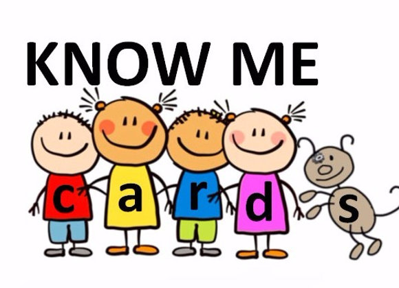 Know Me Cards