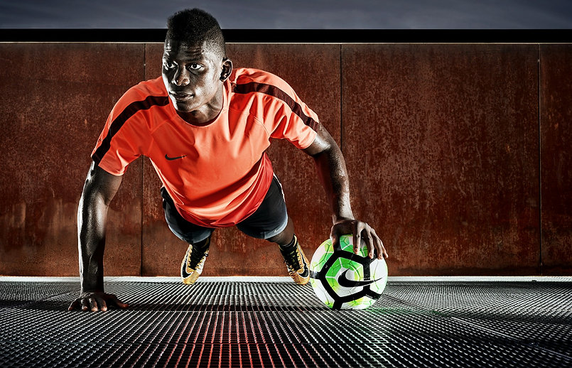 nike ochsner sport breel embolo fussball football soccer pro athlete