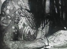 Nunu, el cabron, elfeo,  Five and Dime Tattoo, Oakland, 510tattoo, Body piercing, Body Jewelry, Tooth Gems, east bay,