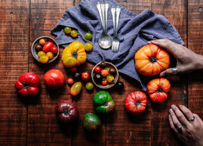 Harvest Recipes from Laura's Kitchen