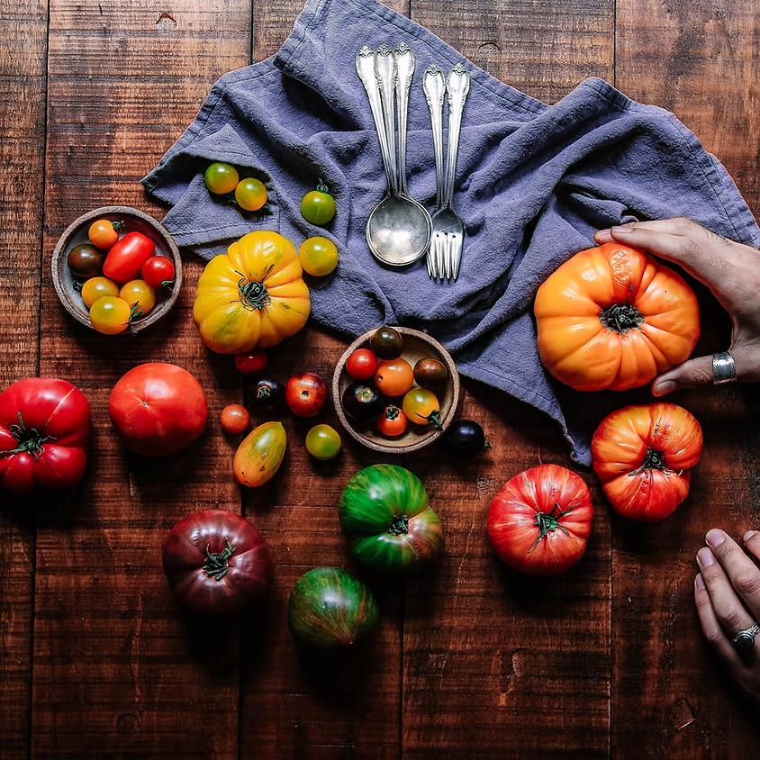 Nethercote Produce Market Summer