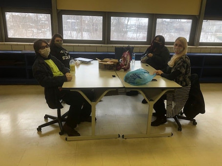 WHAT'S NEW? POSITIVE YOUTH PREVENTION PROGRAM