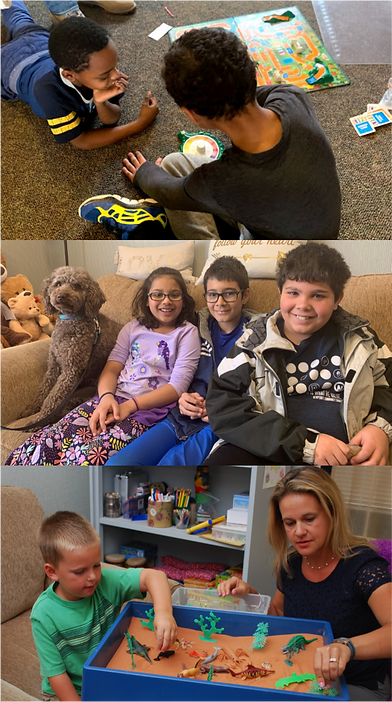 Pathway counseling helps children and families