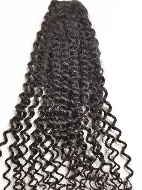 Deep Curly Raw Indian