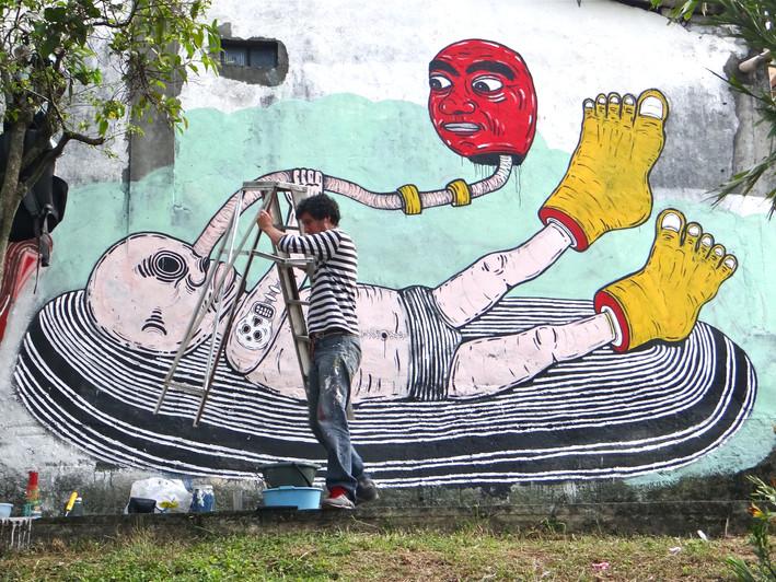 Fértil Migraña - Parque Barrio mirasol Cr 2 entre calles 27 y 28 Pereira, Risaralda - 2013