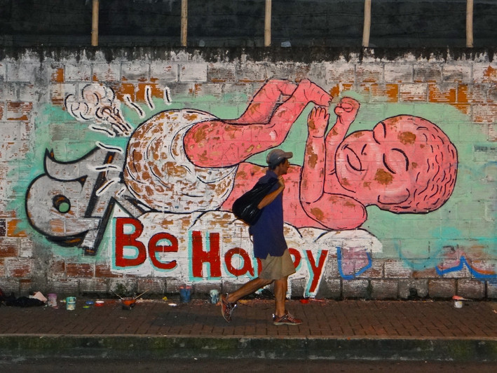Be Happy - Cll 17 con Cr 10 - Pereira, Risaralda - 2013
