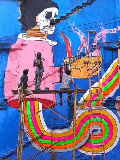 Detalle-2013 - Pereira, Colombia - via viaducto-Avenida Ferrocarril