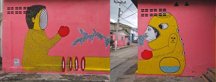 Barrio Abajo, Barranquilla, Colombia. 2013