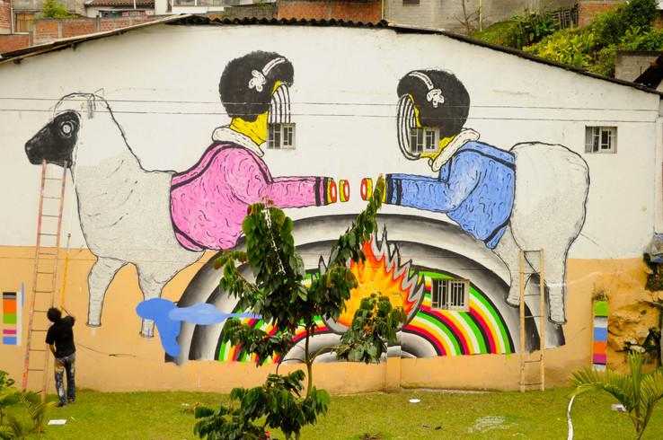 Manizales Biocultural - Temporada 2013 - Manizales, Colombia.