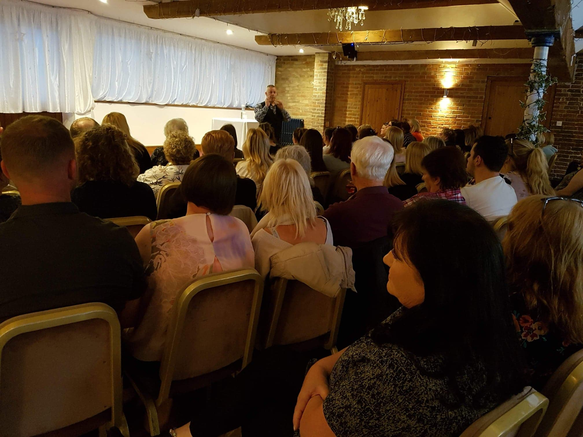 An Evening of Mediumship with Martin