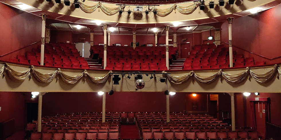 CANCELLED DUE TO COVID. :-(The Royal Hippodrome Theatre Eastbourne Presents an Evening of Mediumship With Martin Hopgood