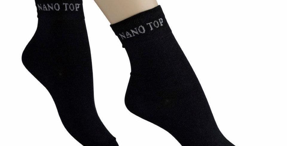 康德仕奈米礦物能-防臭紳士襪