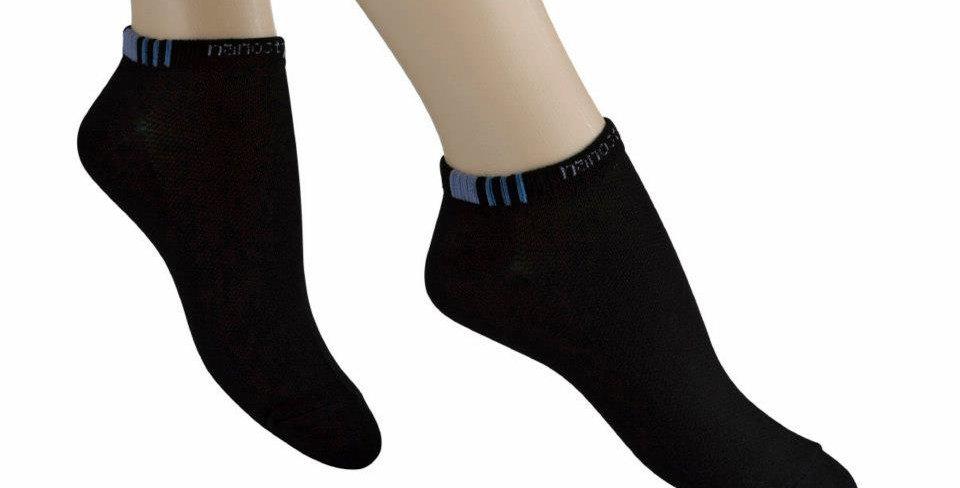 康德仕奈米礦物能-防臭船型襪