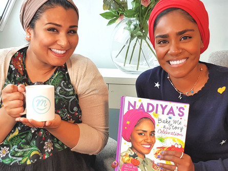 When I chatted to Nadiya Hussain