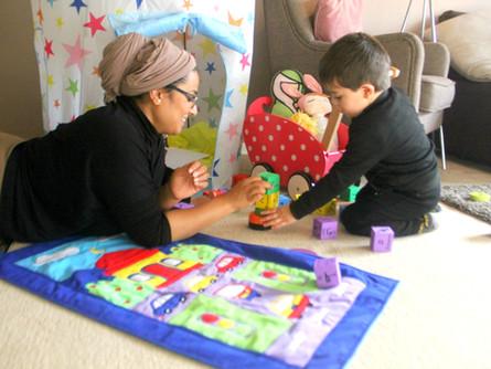 Teaching Islam through Play