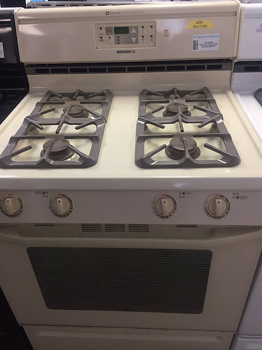 Maytag Super Capacity Plus Gas Stove