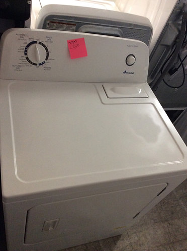 Amana Gas Dryer
