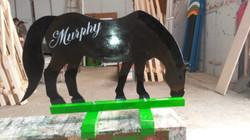 Grazing Horse Filler