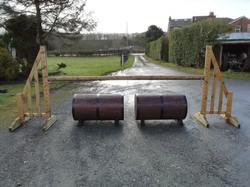 Rustic Barrels