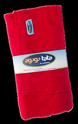 (Distribuidoras) Fular Agugu-tata Rojo