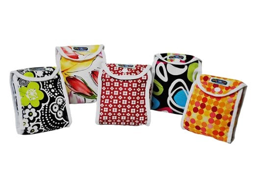 (Distribuidoras) Wet Bag para  toallas femeninas