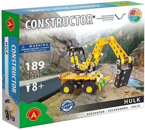 Juego de Construcción Excavadora