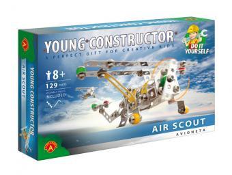 Juego de construcción avioneta