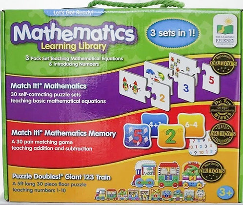Mathematics learning Library