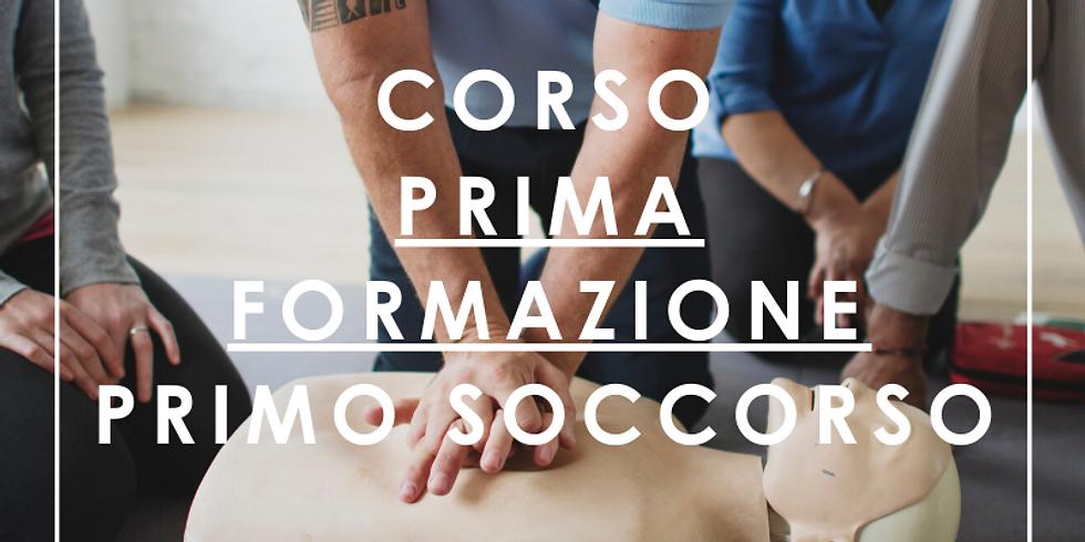 CORSO PRIMA FORMAZIONE (per le aziende di categoria B-C)