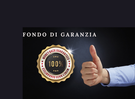 Fondo di Garanzia: pronti i moduli per finanziamenti superiori a 25.000 €