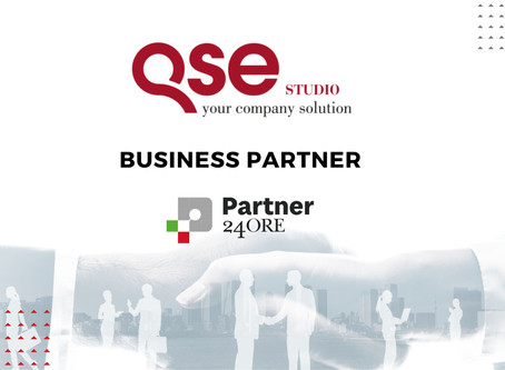 QSE diventa Business Partner 24 ORE