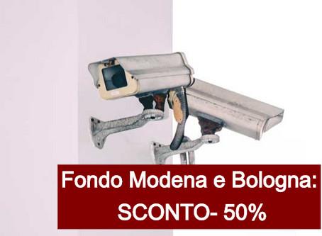 Fondo sicurezza: quando installare un impianto di videosorveglianza conviene